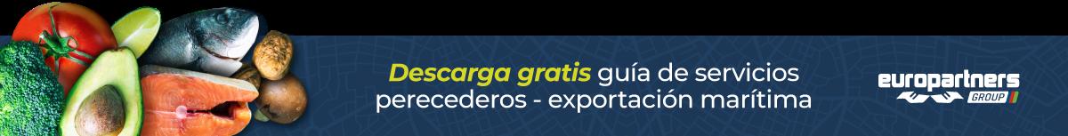 Da clic aquí para descargar gratis nuestra guía de servicios de exportación marítima de perecederos