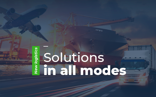New normal in logistics - solutions in all modes