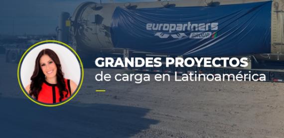 Grandes proyectos de carga en Latinoamérica